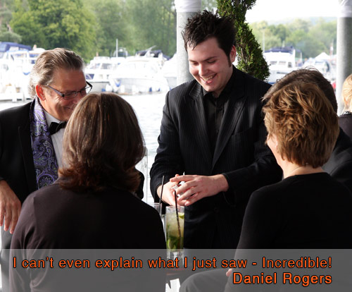 Table Magician - Table Magician Hire England, UK